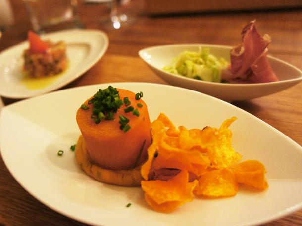 Restaurant-Tipp Hamburg: Lokal 1 in der Schanze
