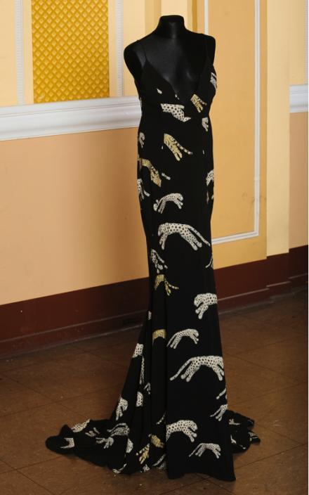 Cavalli Kleid von Mariella Ahrens