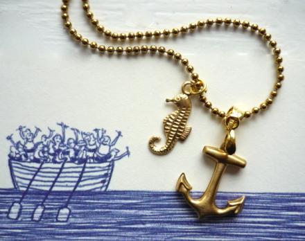 Trend-Styleguide: Maritime Looks