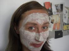 Test der neuen Lush Frischemaske
