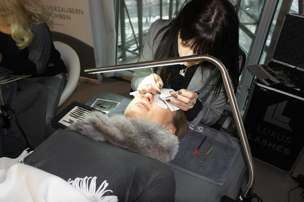 MBFW RPR Beauty- und Fashionlounge