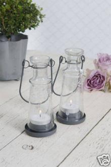 Mini Laterne von Home und Country über eBay