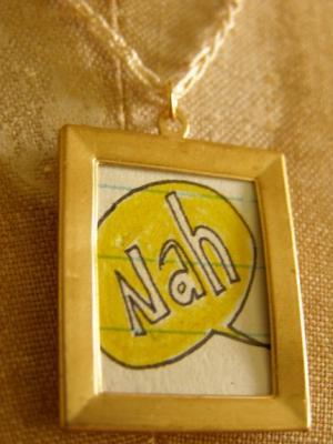 Nah Kette von Keep it moving design