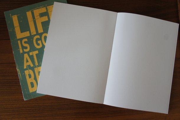 Notizbuch von Blockberg