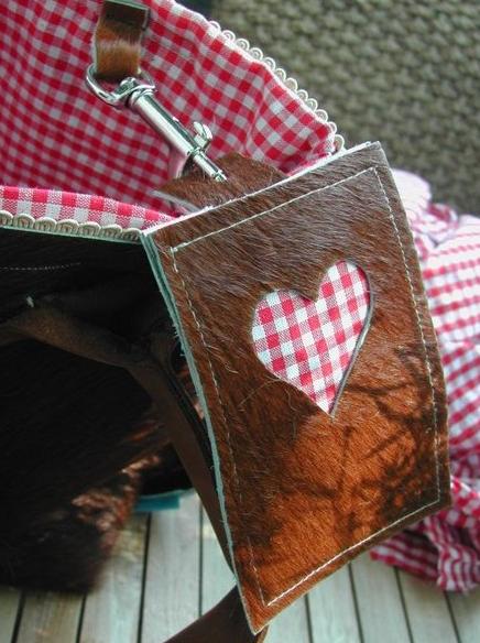 Oktoberfest Handtasche von herz dabei