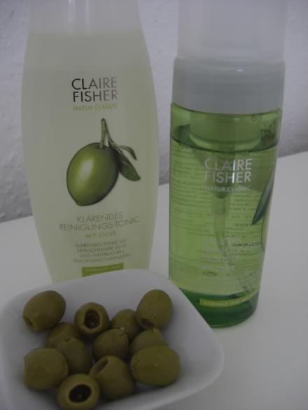 Grüne Oliven Serie von Claire Fisher