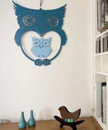 Owl von Bride & Wolfe