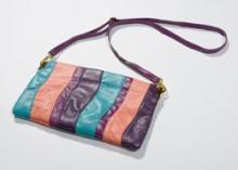 Patchwork Tasche über Stylealbum