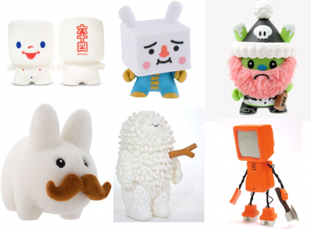 Toys über Pinkghost