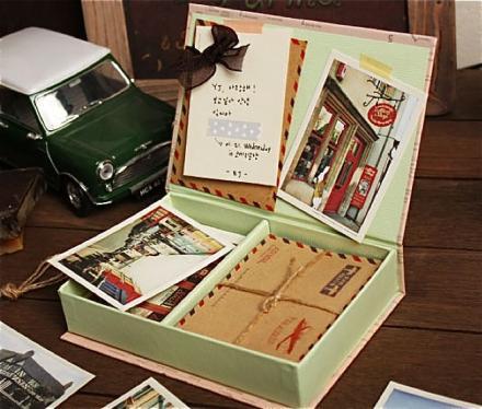 Postkarten Set von Retro NaNa