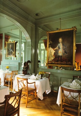 Prinz Frederik Restaurant im Hotel Abtei