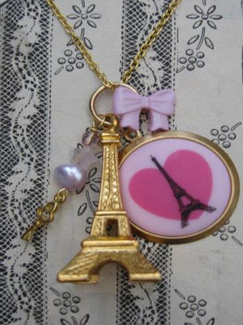 Paris Kette von Cutie Pie