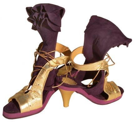 Purple Clouds Schuhe
