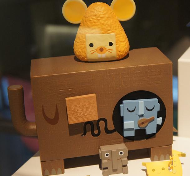 art toys ausstellung im me collectors room berlin. Black Bedroom Furniture Sets. Home Design Ideas