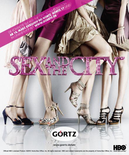 Sex and the City Kollektion von Görtz