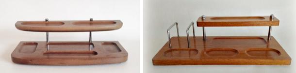 schreibtisch aufr umen mit vintage desktop organizern. Black Bedroom Furniture Sets. Home Design Ideas