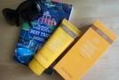 Ich packe in meinen Koffer: Sonnencreme!