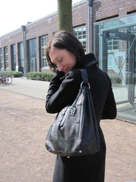 Meine neue Handtasche von Tanner & Tailor