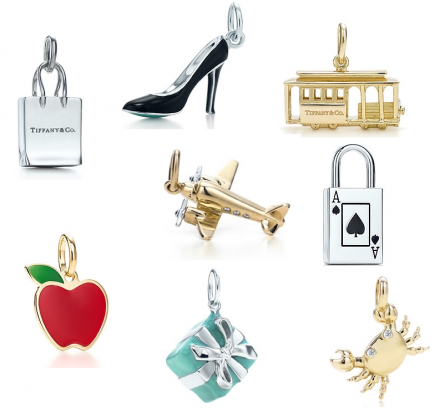Charms von Tiffany & Co