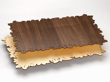 Ambiente entdeckung design im dorf myshoppingbag for Tischset design
