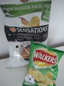 Die guten Walkers Chips