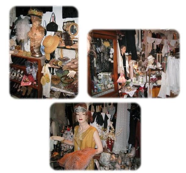 Vintage Mode Shop Stockholm