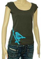 "Waldbrand Shirt ""Bird"" von Moderausch.de"