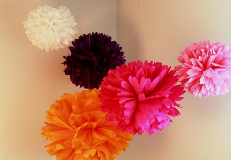 Pom Pom Manufaktur dekoration hochzeit | myshoppingbag