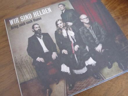 Wir sind Helden CD Bring mich nach Hause