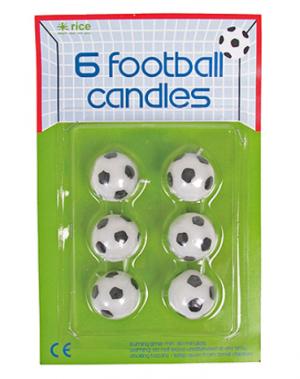WM Fußball Kerzen